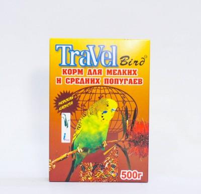 TraVel для попугаев Морская капуста 500г_0