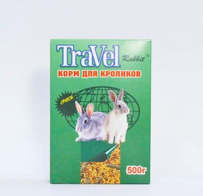TraVel корм для кроликов 500г_0