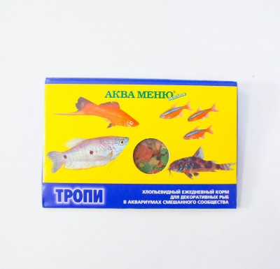 Аква Меню Тропи 11г_0